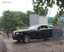 rolls royce wraith inside rolls royce wraith in india team bhp