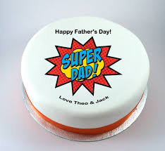 super dad cake kiss cakes