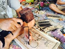 bali simple wood carving and batik class ubud all you need to