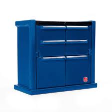 Little Tikes Toy Chest Tool Chest Dresser Kids Toy Storage Step2
