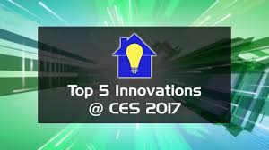 ces 2017 top 5 smart home tech innovations youtube