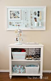 pegboard jewelry display photo u2013 home furniture ideas