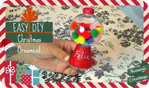 gift for family diy gumball machine ornament christmas gifts for family