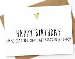 funny birthday card funny greeting card birthday