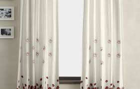 Contemporary Drapery Panels Curtains Rose Pink Curtains Decorating Wonderful Pink Rose