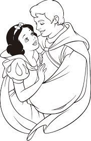 snow white coloring pages free to print coloringstar