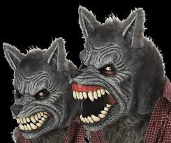 Werewolf Mask Full Moon Werewolf Costume With Mask Moving Mouth