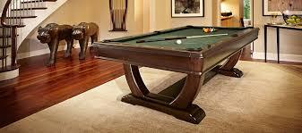 8ft brunswick pool table pool billiard table brunswick de soto 8ft espresso for sale at