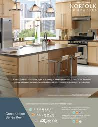 Premier Kitchen Cabinets Multi Family Kitchen Cabinets The Norfolk Companies
