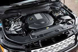 land rover diesel engine the future of trucks is with us now