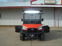 kubota rtv x1120d with led light bar southwest ag kubota lineup