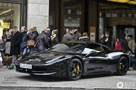 silver 458 italia 458 italia germany black carbon edition 17