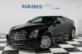pictures of 2013 cadillac cts 2013 used cadillac cts coupe 2dr coupe premium rwd at haims motors