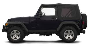 amazon com 2005 jeep wrangler reviews images and specs vehicles