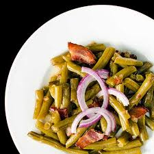 kitchen riffs southern green beans with bacon