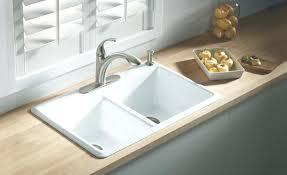 Undermount Kitchen Sink Reviews Kohler Undermount Kitchen Sinks Plus Cast Iron Kitchen Sink Cast