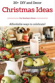 141 best christmas at our southern home images on pinterest