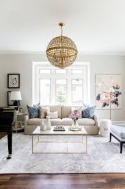 fancy living room with arc lamp u2013 lessinges