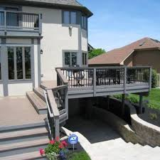 Replacing A Deck With A Patio Best 25 Synthetic Decking Ideas On Pinterest Garden Turf