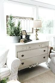 Bedroom Dresser Decoration Ideas Dresser Decorating Ideas A New Dresser In The Master Bedroom