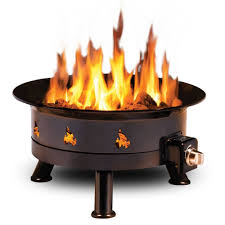 fire pit awesome design portable propane outdoor fire pit modern