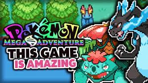 pokemon fan games online finished fan game pokémon mega adventure pokemon fan game