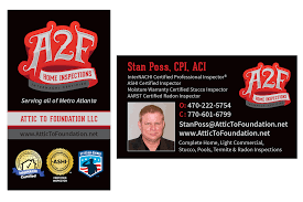 new free flyer and business card designs for a2f home inspections new free flyer and business card designs a2f