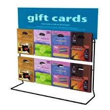 gift card display counter gift card display rack gift card display counter rack wire