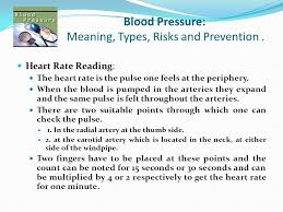 Suitable Meaning by Table Of Contents Blood Pressure Ppt Download