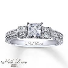 neil engagement kayoutlet neil bridal ring 1 1 8 ct tw diamonds 14k white gold
