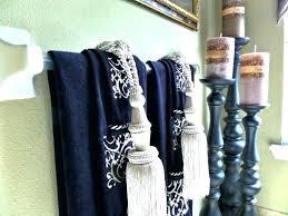 Bathroom Towels Design Ideas Mesmerizing Decorative Bathroom Towels Dwayme Mesmerizing