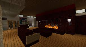 Minecraft Bedroom Ideas Modern Living Room Minecraft Interior Design
