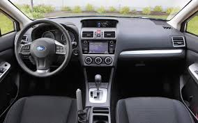 subaru crosstrek interior leather comparison subaru xv crosstrek hybrid 2015 vs nissan qashqai
