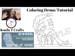Water Challenge Tutorial Bloobel Progressive Challenge Coloring Demo Tutorial Water Color