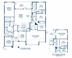 ranch floor plans with 3 car garage key largo a new home floor plan at lakeshore ranch 75 u0027s by homes