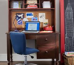 pottery barn desk with hutch catalina storage desk tall hutch pottery barn kids