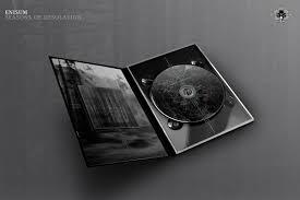 Black Photo Album Seasons Of Desolation Avantgarde Music