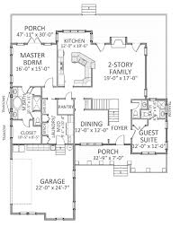 traditional style house plan 4 beds 3 50 baths 2754 sq ft plan