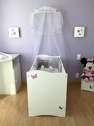 idee chambre bebe fille très idée déco chambre bébé fille sur le thème des papillons