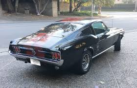 Black 1967 Mustang Fastback 1967 Ford Mustang In West Hollywood Ca United States For Sale On