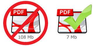 Compress Pdf Simple Way To Optimize Pdf Files For Web Swimbi