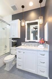 bathroom upgrades ideas bathroom modern pendant lights white sink cabinet white wall