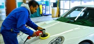 professional detailing services at clean image car wash and