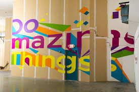 Mural Art Designs by Do Amazing Things Mural And Artomatic Wayfinding Bgsugd