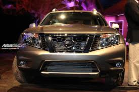 nissan terrano india 2013 nissan terrano officially revealed in india w video