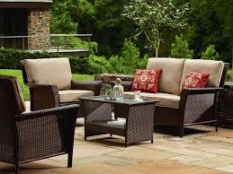 Outside Patio Furniture Sets - patio 33 ty pennington patio furniture resin wicker patio
