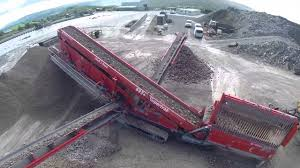 terex finlay 693 screener youtube