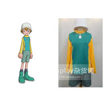 Digimon Halloween Costume Quality Digimon Cosplay Costumes Promotion Shop