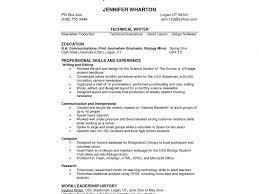 Communication On Resume Fashionable Idea Skills On Resume Examples 10 Example Of For A