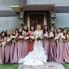 Wedding Dress Raisa Raisa And Bert U0027s Wedding Bridal Airbrush Makeup Azil Ocampo